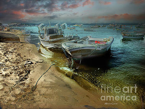 Punta Umbria by Alfonso Garcia