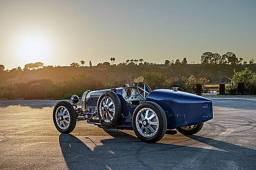 Pur Sang Bugatti Type 35 by Drew Phillips
