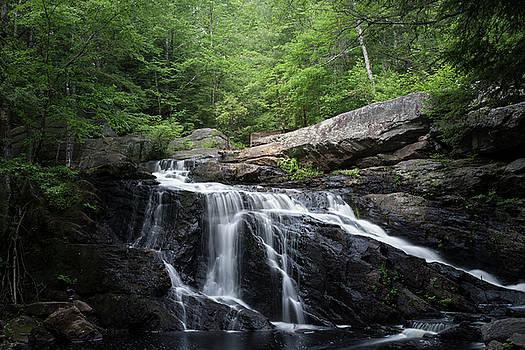 Purgatory Falls, New Hampshire by New England Photographic