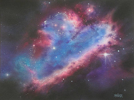 Angie Hamlin - Purple Heart Universe