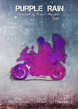 Justyna Jaszke JBJart - Purple Rain by Albert Magnoli
