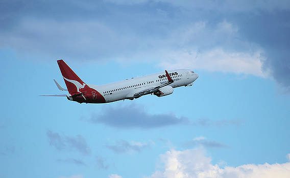 Cheryl Hall - Qantas