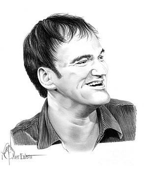 Quentin Tarantino by Murphy Elliott