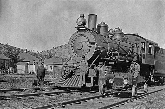 Railroads by Colorado Fuel and Iron Photo Department