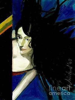 Rainbow  Hair  by Harry WEISBURD