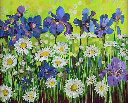 Raining Sunshine by Pamela Trueblood