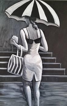 Rainy Night by Rosie Sherman