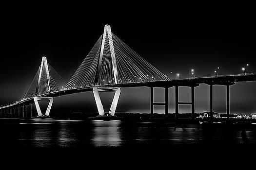 Ravenel Bridge by Bill Barber