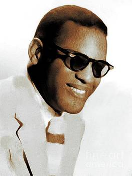 Ray Charles, Music Legend by Mary Bassett