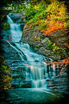 Dave Hahn - Raymondskill Falls - Lower