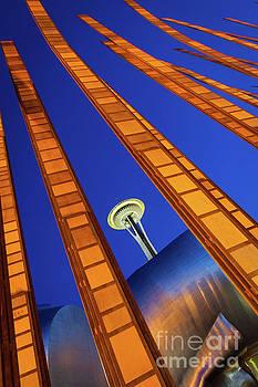 Inge Johnsson - Reach for the sky