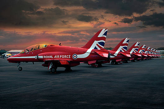 Red 9  by Jason Green