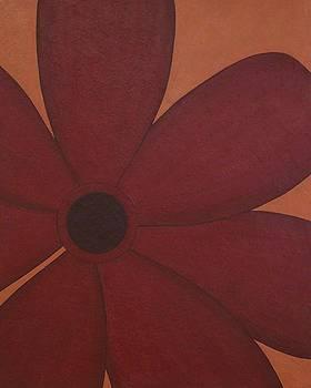 Red Blossom by Sandy Bostelman