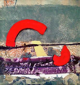 Red Boomerangs by Carole Johnson