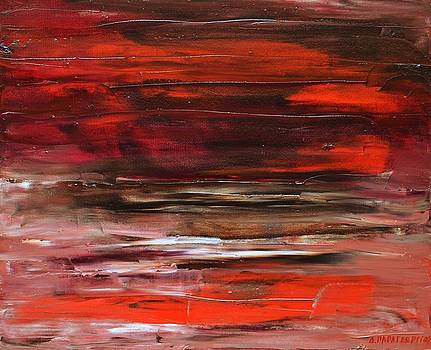 Red Sky by Dimitra Papageorgiou