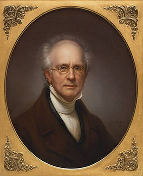 Rembrandt Peale by MotionAge Designs