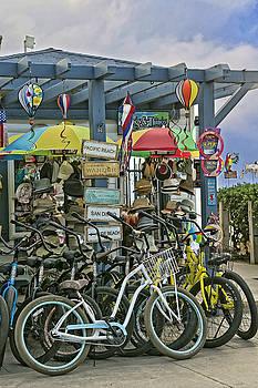 Rent a Bike by Joenne Hartley
