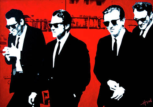 Reservoir Dogs by Hood alias Ludzska