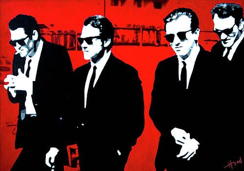 Reservoir Dogs by Hood alias Ludzska