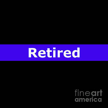 Retired Police  by Mark Moore