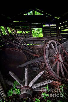 Retirement Barn by Randy Rogers