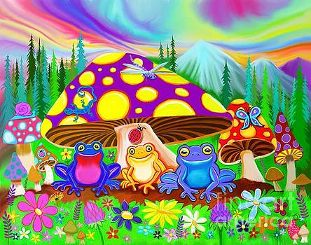 Return to Happy Frog Meadow by Nick Gustafson