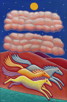 River Run by Mary Anne Nagy