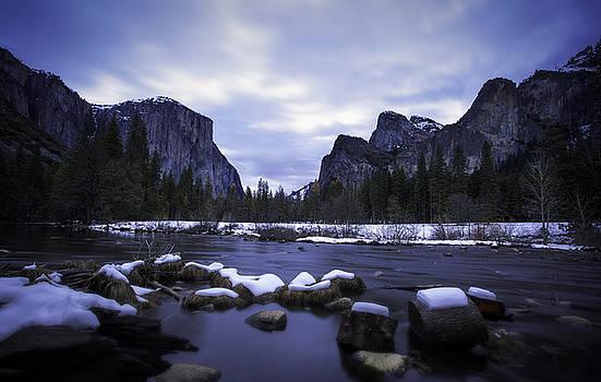 Rivers Edge by Nick Borelli