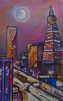Riyadh Nights 2 by Eric Shelton