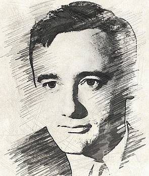 John Springfield - Robert Vaughn, Actor