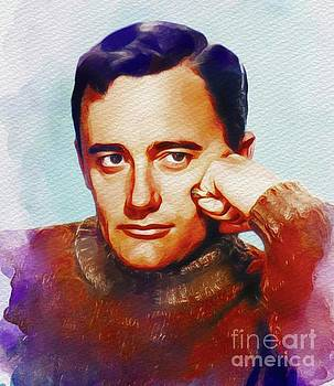 John Springfield - Robert Vaughn, Hollywood Legend