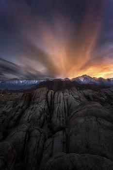 Rock Eruption by Nicki Frates