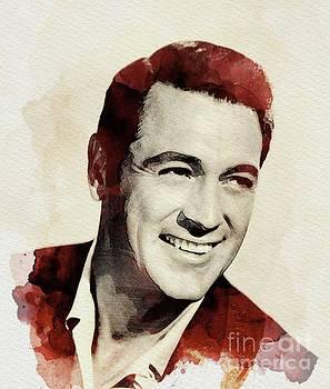 John Springfield - Rock Hudson, Vintage Actor