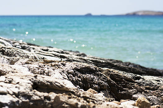Newnow Photography By Vera Cepic - Rocks and blue sea