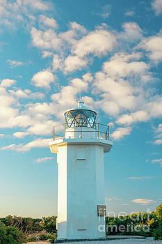 Rocky Cape Lighthouse. by Rob D