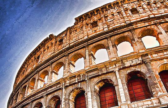 Dennis Cox - Rome Colosseum