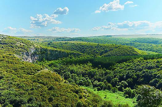Roussenski Lom nature park by Konstantin Kolev
