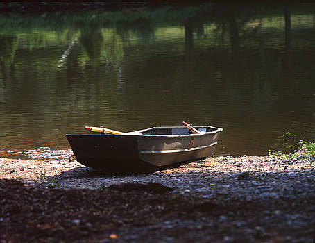 John Bowers - Rowboat