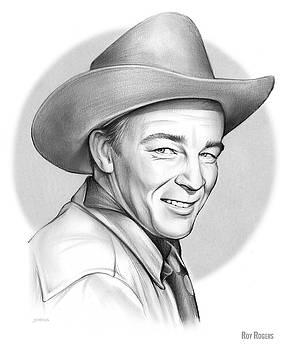 Roy Rogers by Greg Joens