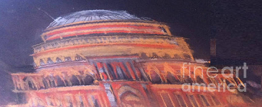 Royal Albert Hall by Michelle Deyna-Hayward