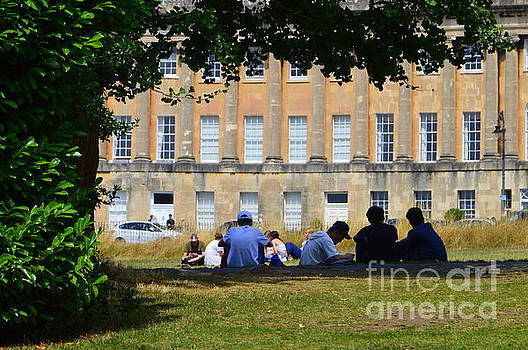 Royal Crescent by Andy Thompson