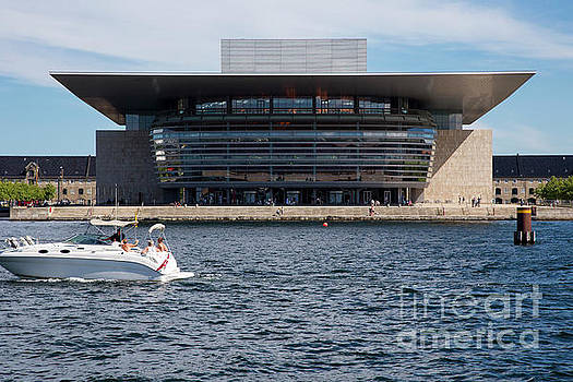 Royal Danish Opera house, Copenhagen by Jacky Telem