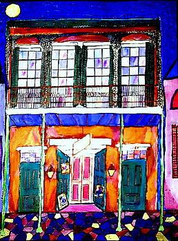 Royal Street Art Gallery by Ted Hebbler