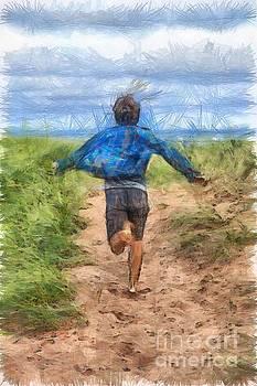 Edward Fielding - Running Free