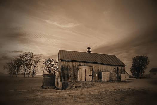 Randall Branham - Rusty ole Barn