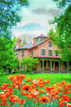 Rutherford B. Hayes Home by Mary Timman