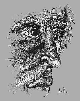 Sad Eyes by Doug LaRue
