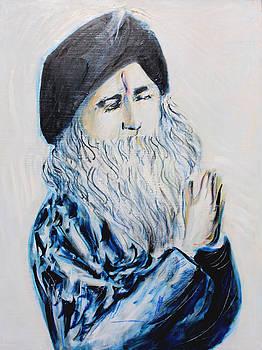 Sadhguru by Alexander Carletti