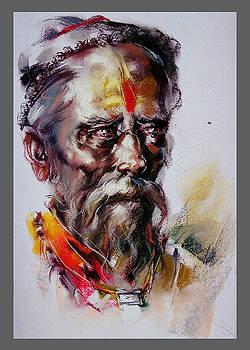 Sadhu by S Parnam Singh