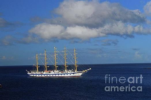 Gary Wonning - Sail Boat